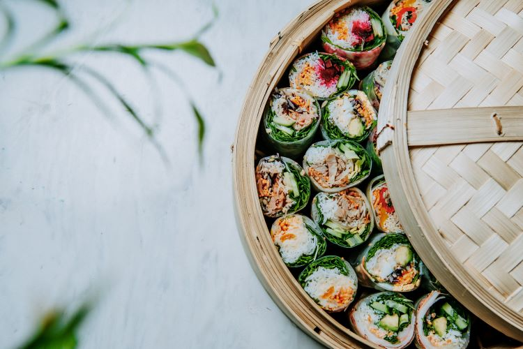 Vietnamese catering - perfect for last minute catering