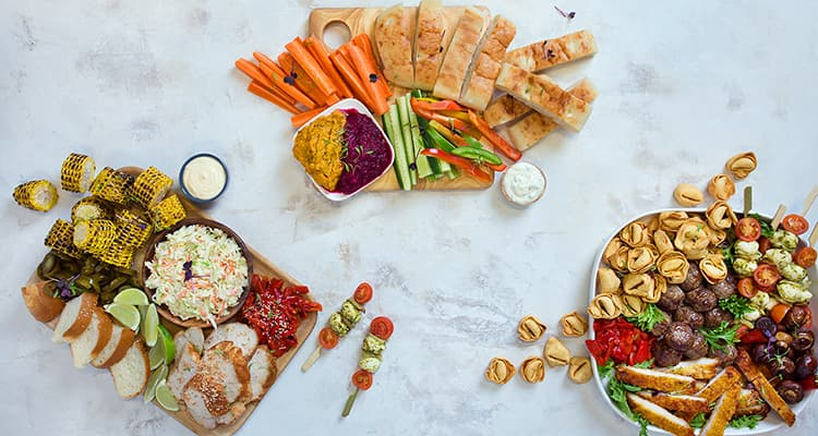 Sydney corporate catering – gourmet food platters