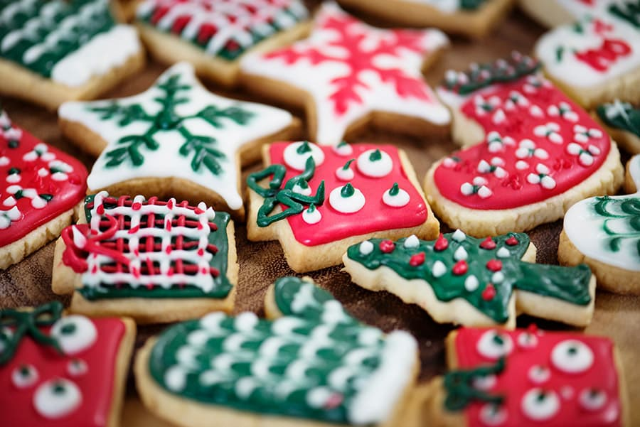 Christmas catering ideas - Christmas cookies