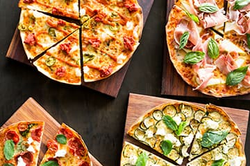 Pizza catering from Pizza Religion