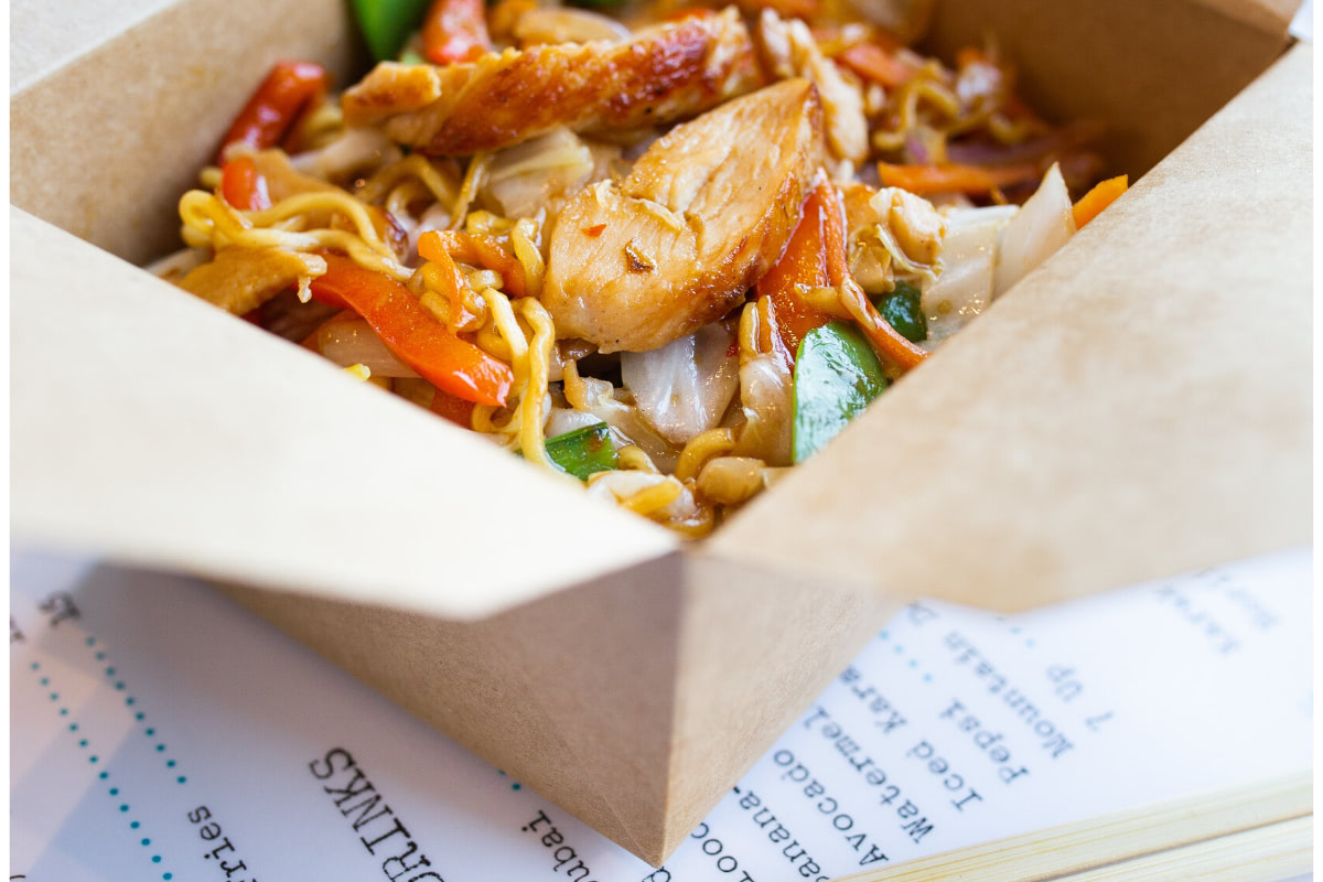 New Food Ideas For Lunch Meetings