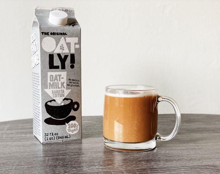 oat milk dairy free