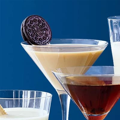 oreo cocktail – Christmas party recipe