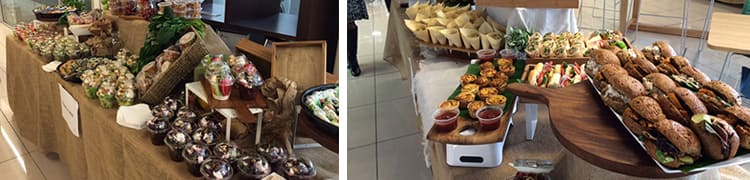 event lunch catering