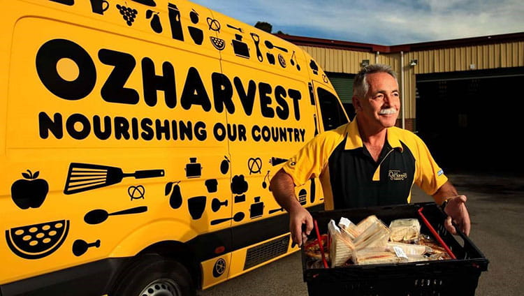 donate your unused corporate catering to ozharvest