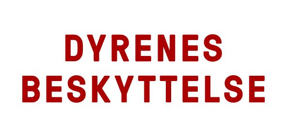 Dyrenes Beskyttelse logo
