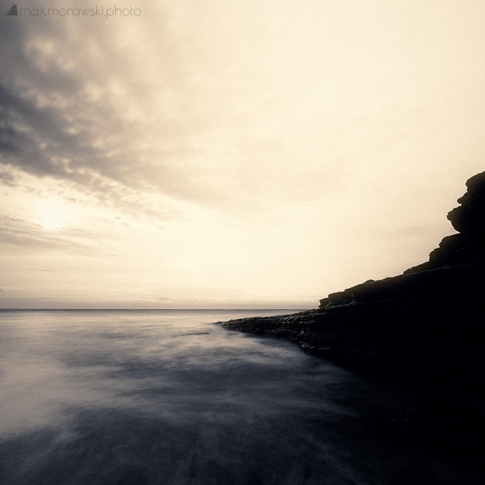 Sunset of the Third Sun, Amber Bay of Ziy