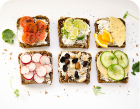 Bread Club - tartines