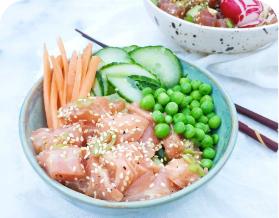 Güru -vege & full bowls