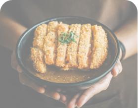 Oishi Katsu - Katsus japaneese