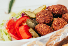 ChickPea - Falafel