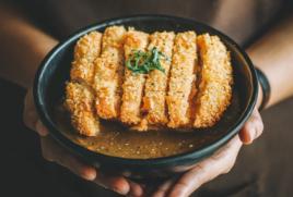 Oishi Katsu - Japanese katsus