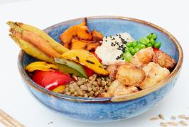 Güru - Vege & Full bowls