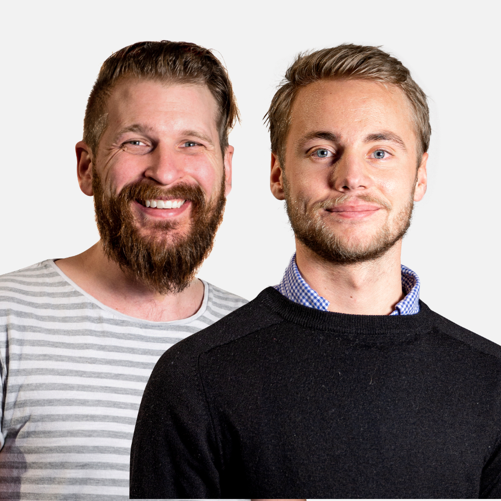 WeMeet Motala - Tjoffe Sjögren & Filip Printzell