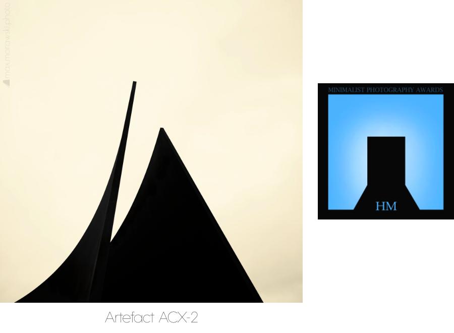 Honourable Mention - Artefact ACX-2