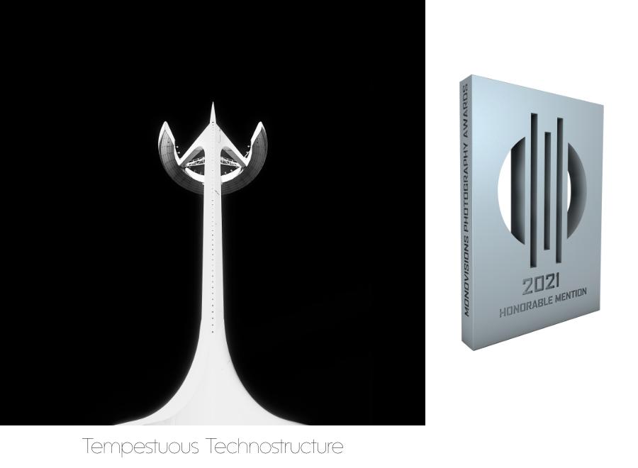 Honourable Mention - Tempestuous Technostructure