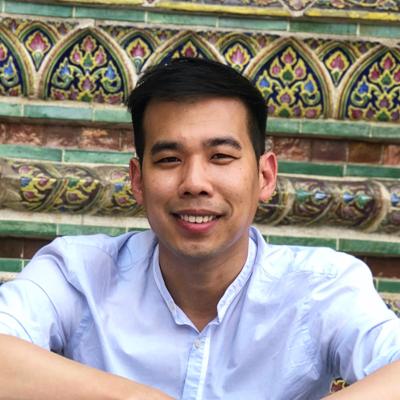 Jimmy E Chan profile picture blog