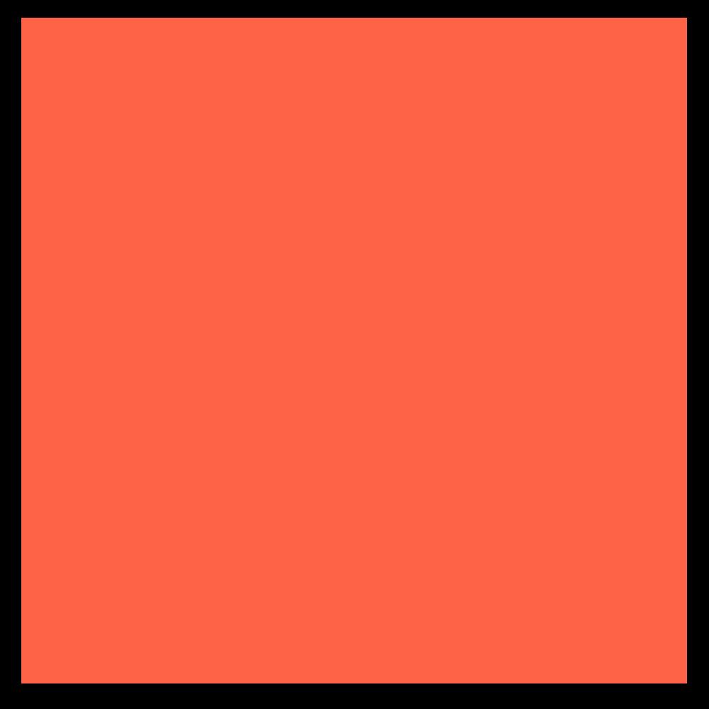 Icon cercle et triangle vers le bas rouge