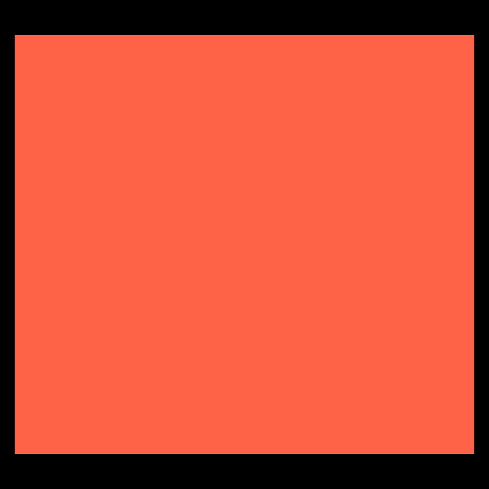 Icon de table rouge