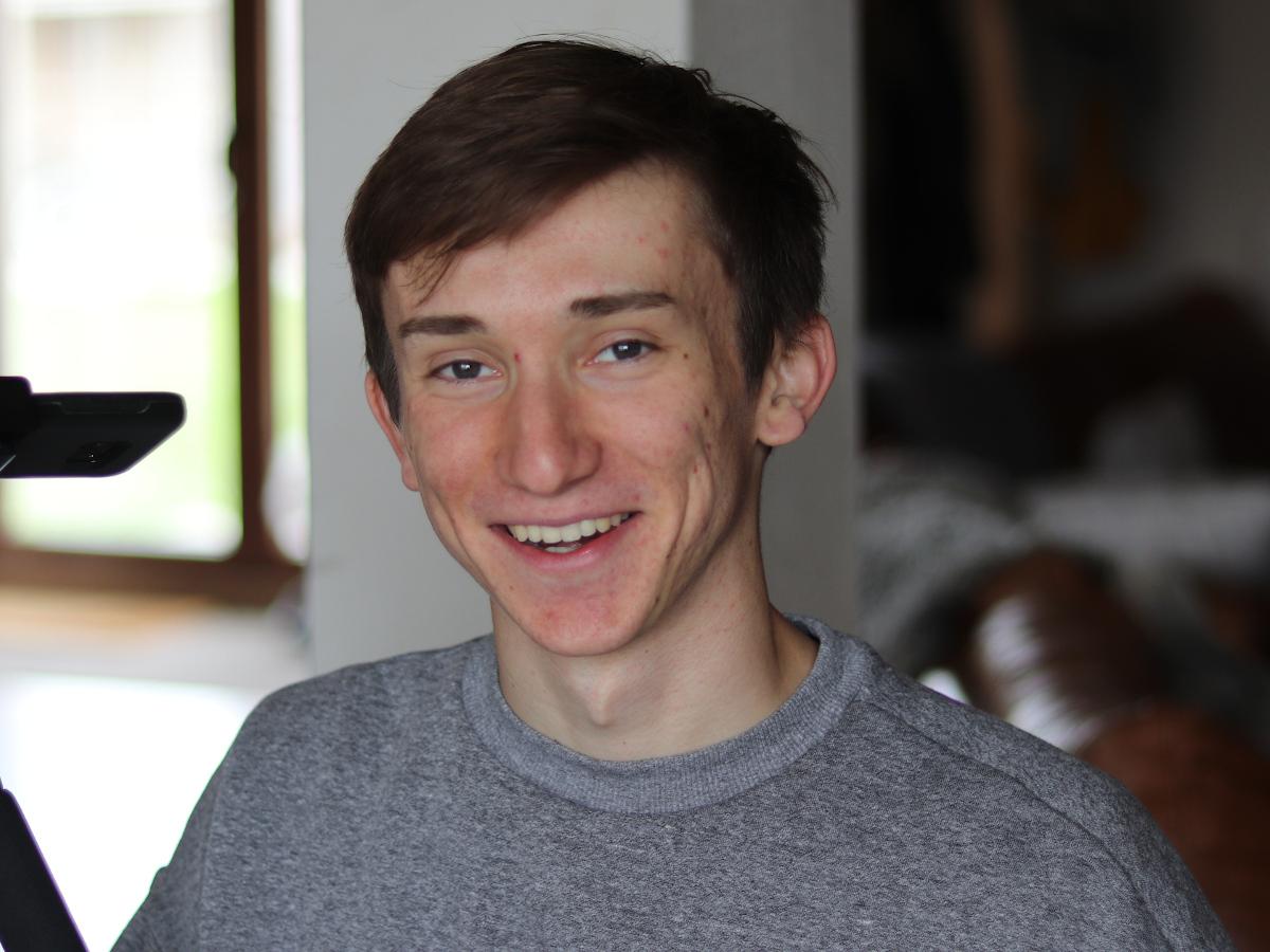 Jacob number 2 posing as Jacob