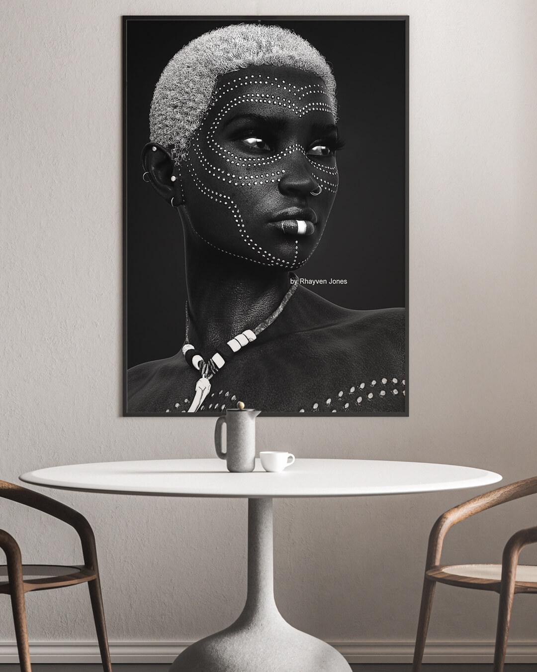 Pearl Poster Art