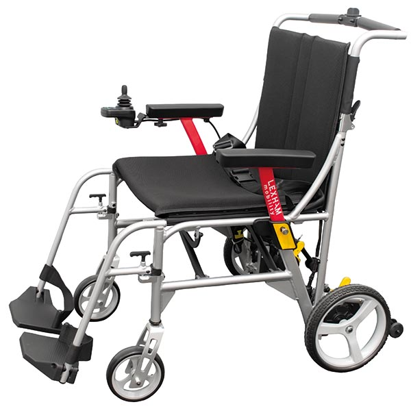 P-16 Pro Lite Power Chair