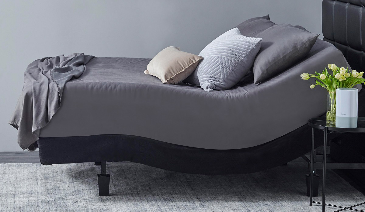 One of many adjustable beds in Brisbane