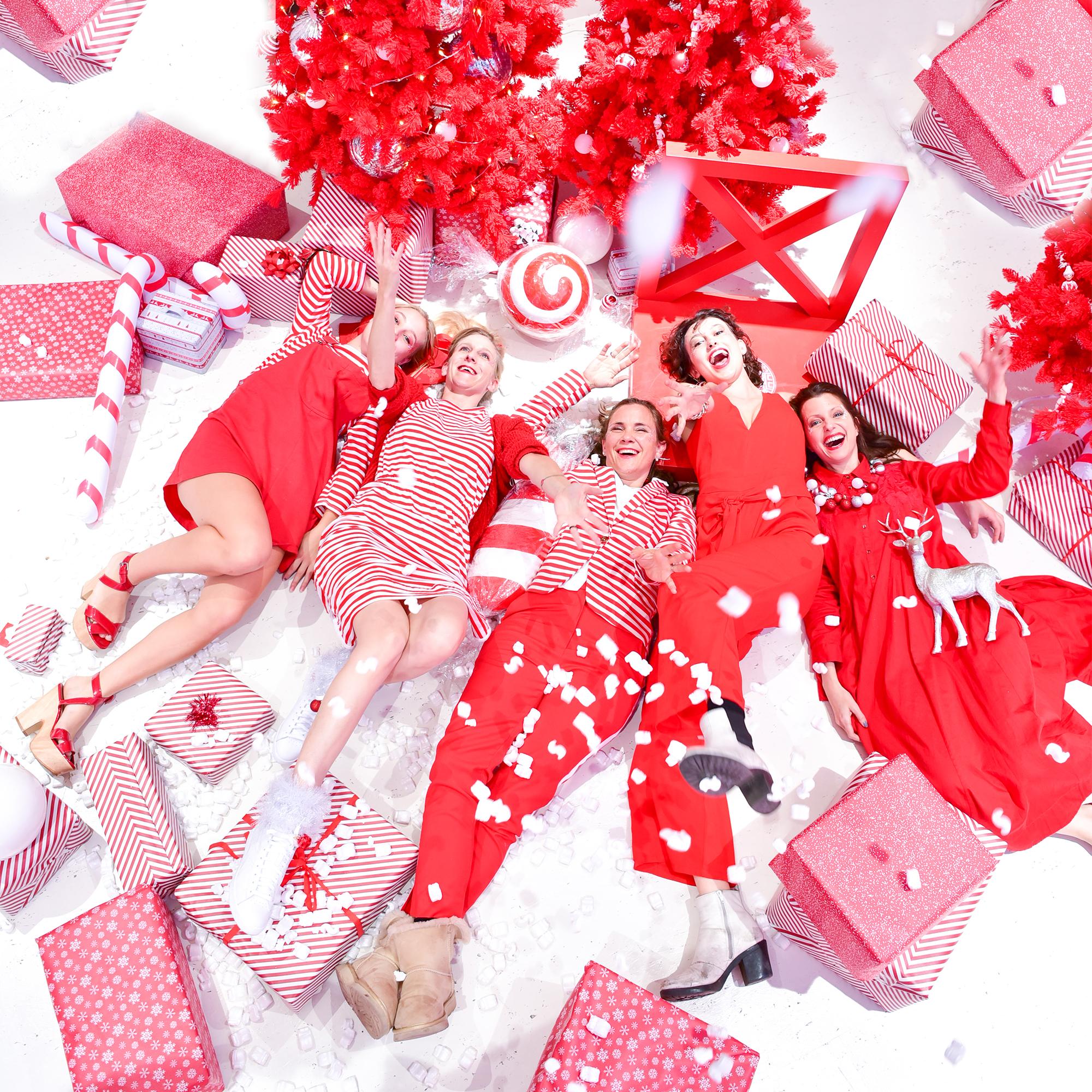 wowige Weihnachten: special Photshootings
