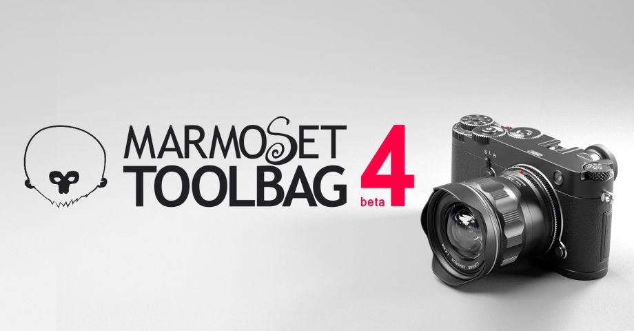 Marmoset Toolbag 4 Beta Test -
