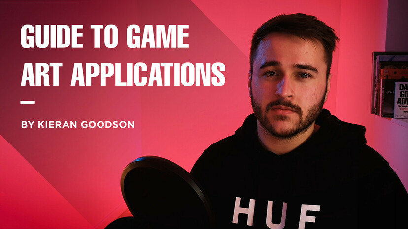 Guide to Game Art Applications - ArtStation