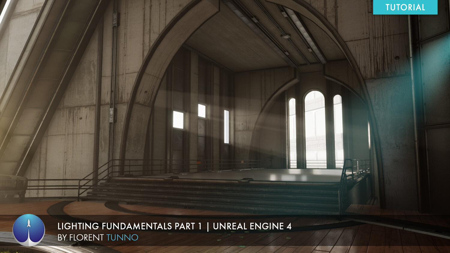 Unreal Engine 4 Lighting Fundamentals Part 1 | FLorent Tunno — Expe... - Experience points