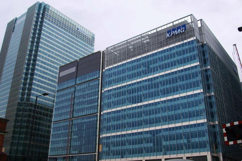 KPMG Canary Wharf