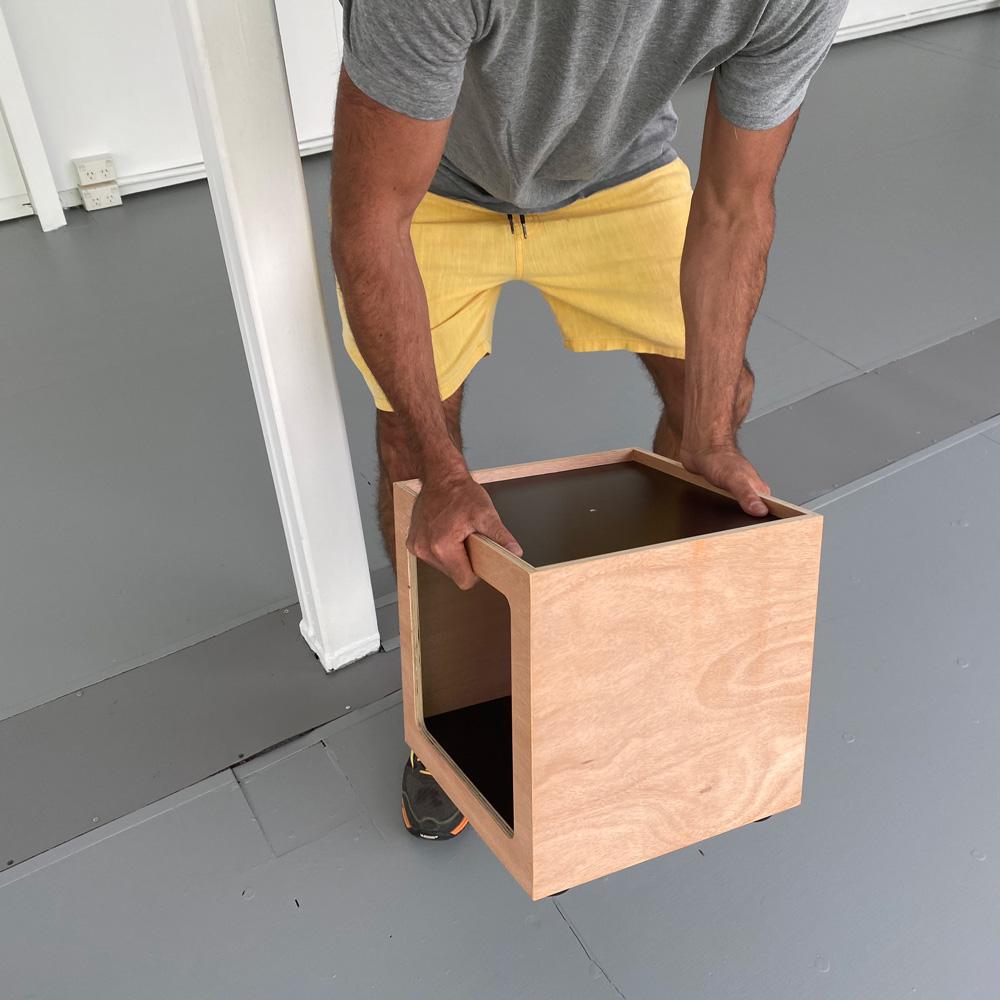 Pack Up Do Box