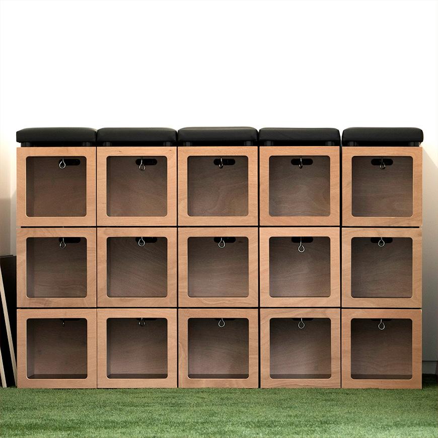 Pack Away Modular Furniture