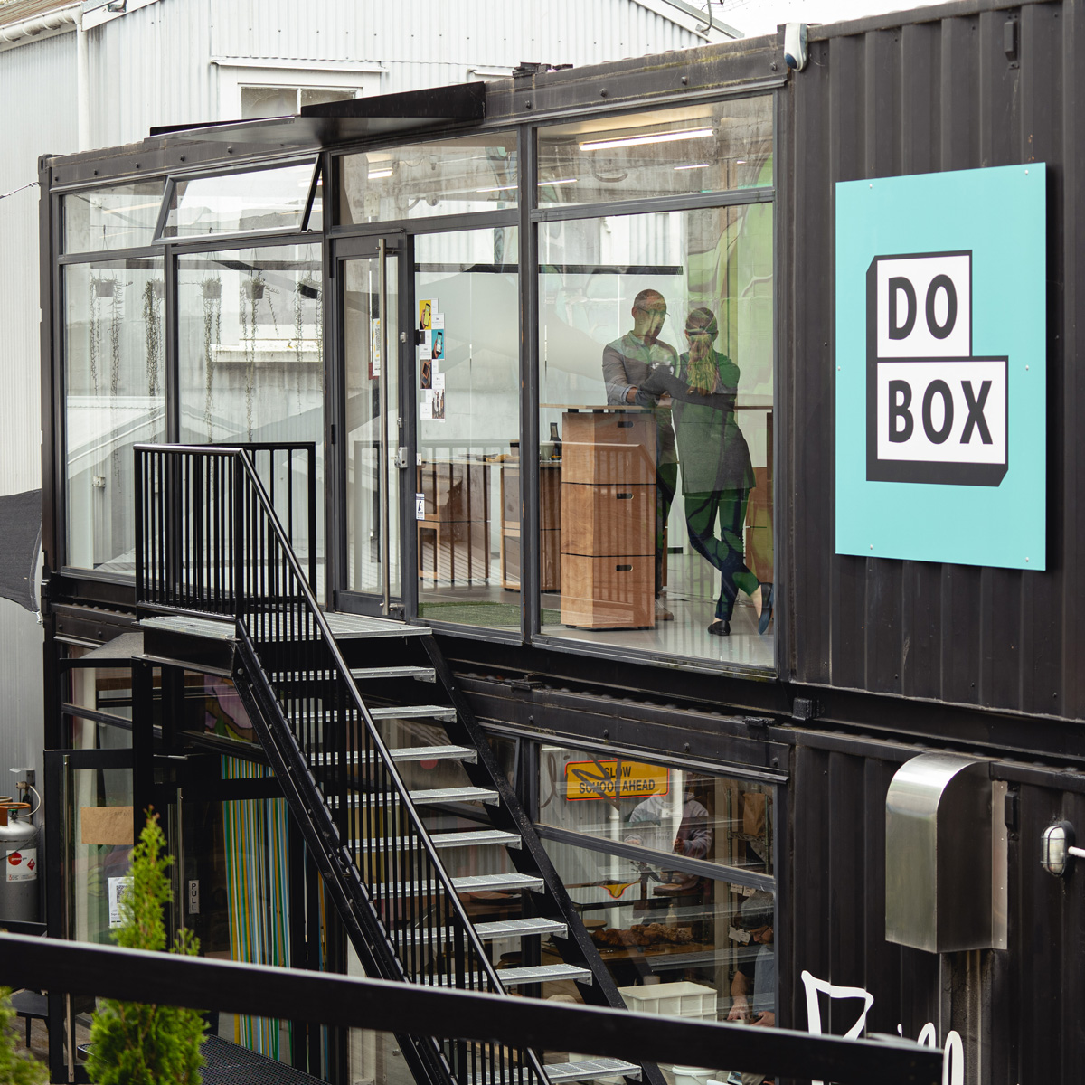 DO BOX Meeting Space Hire