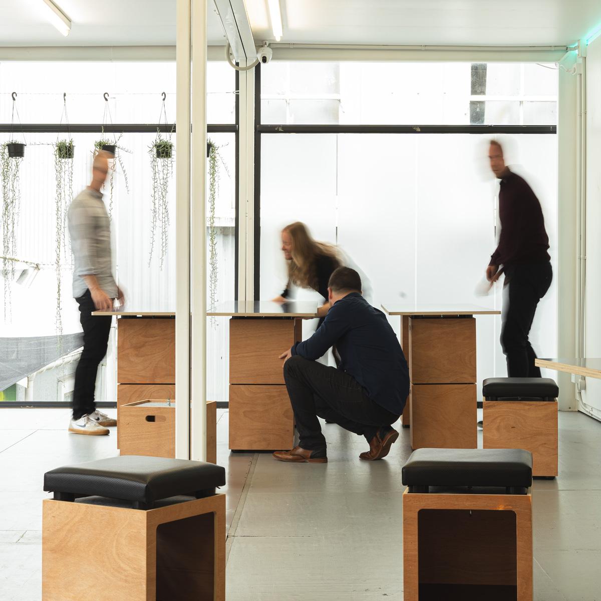 Flexible Modular Furniture
