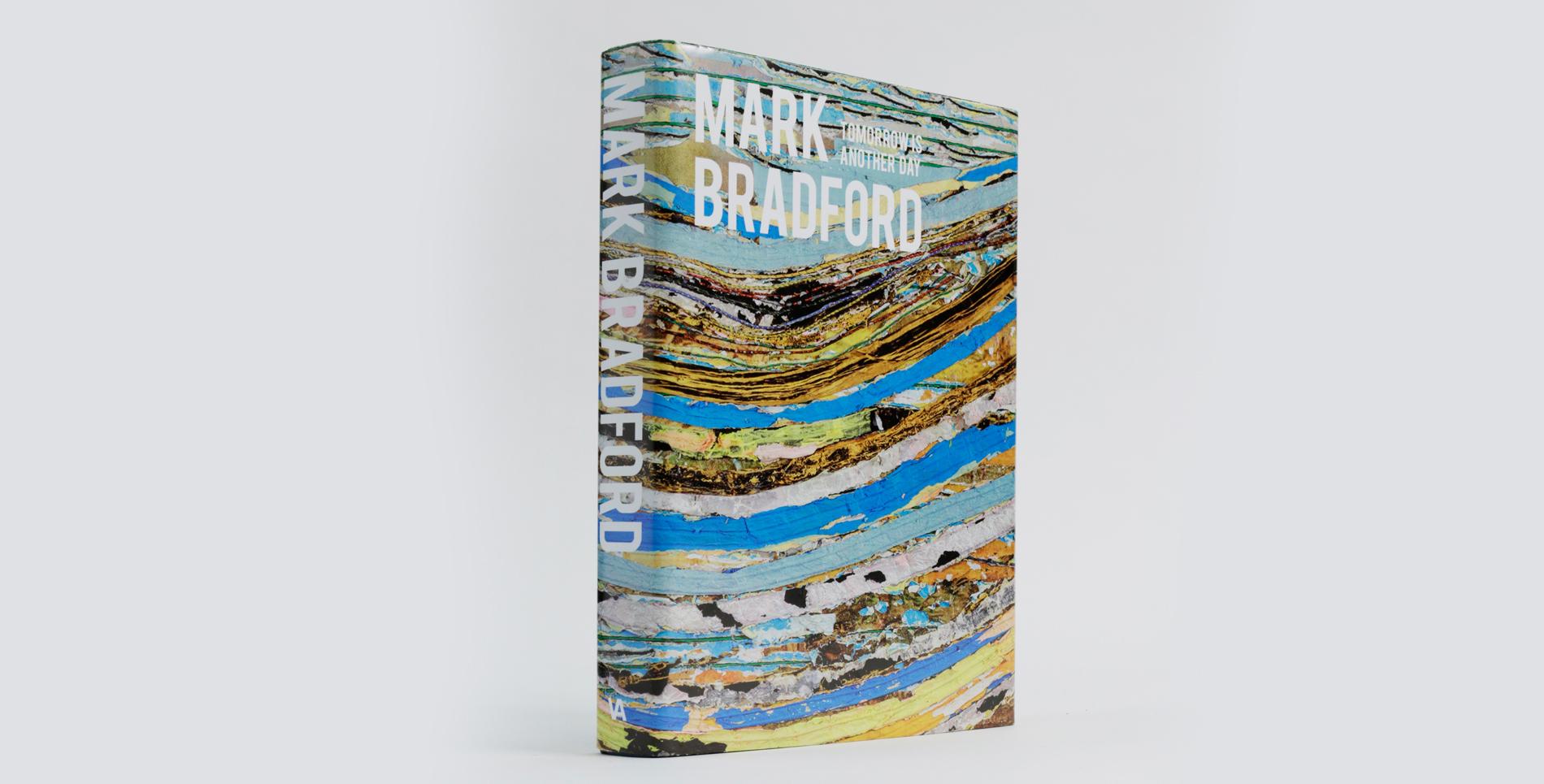 Mark Bradford book cover