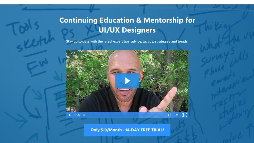 UI/UX Education and Mentorship