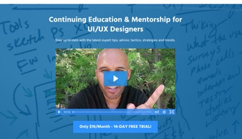 UI/UX Education and Mentorship thumbnail