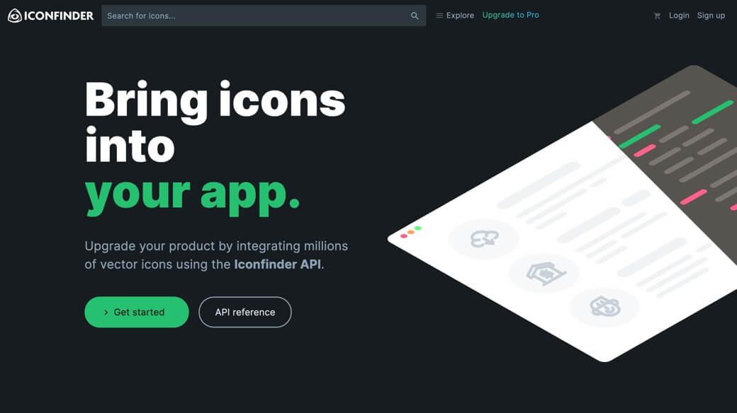 Iconfinder API