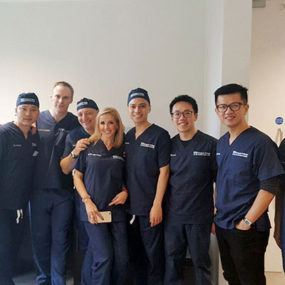 "Aesthetic physicians and plastic surgeons gather in Cork, Ireland for ""Master Course in Non-surgical Facial Transformation - Intensive Hands-on Cadaver Dissection & Live Injection Master Course"" conducted by European College Of Aesthetic Medicine & Surgery."