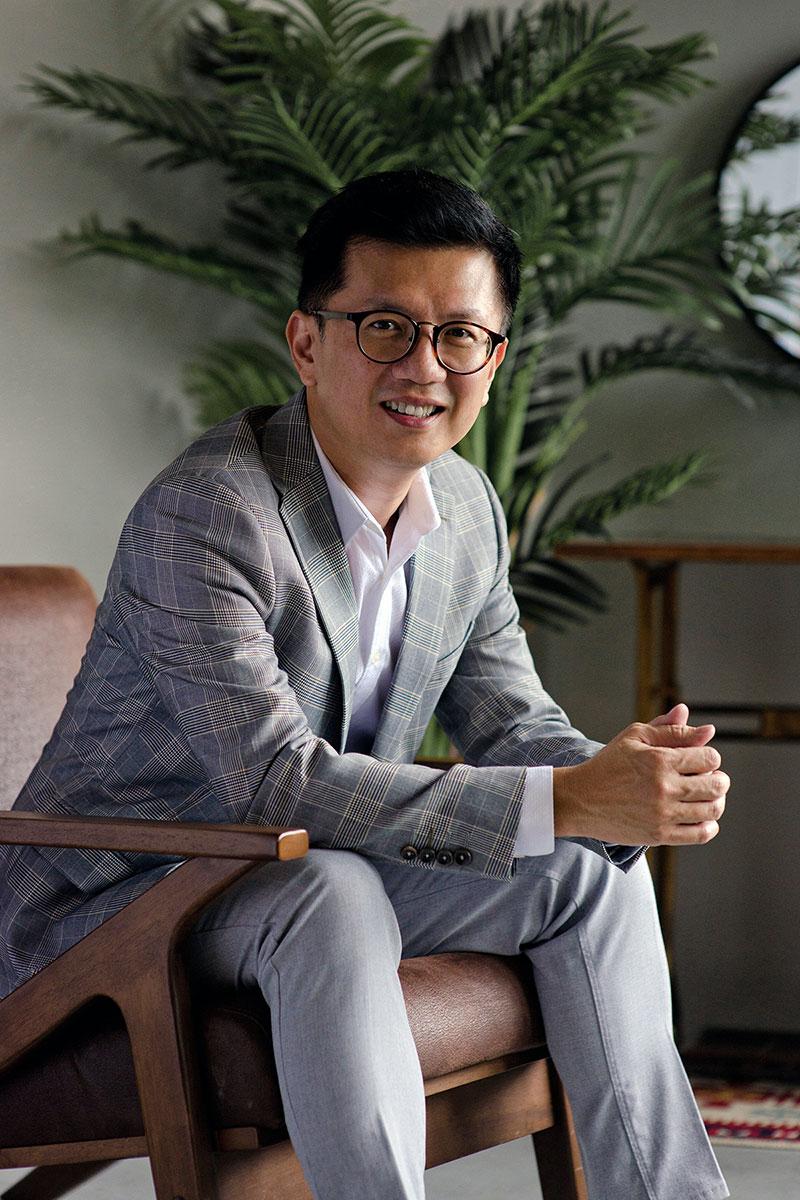 Dr Ivan Puah