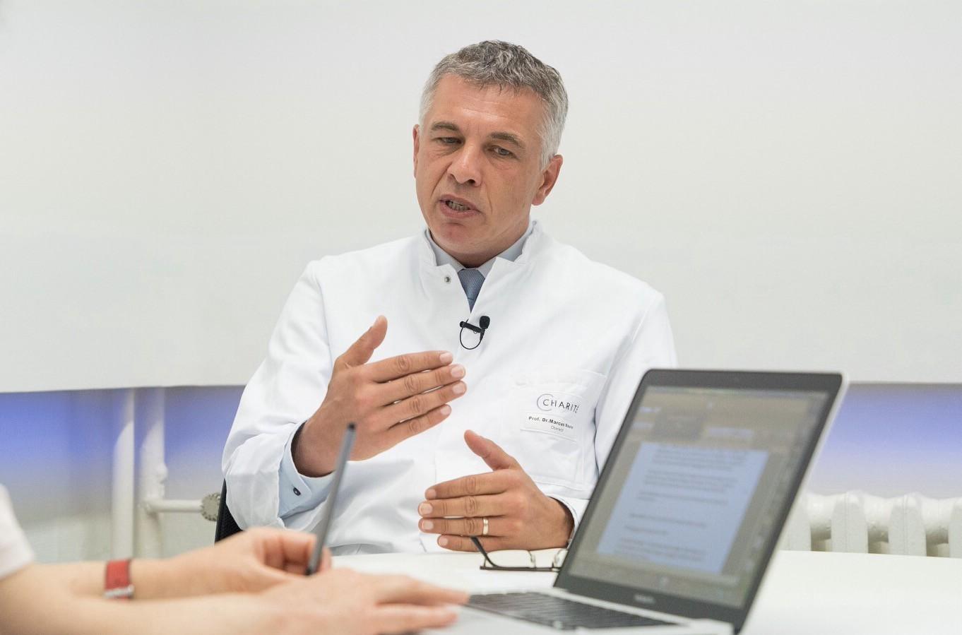 Prof. Dr. Marcus Maurer