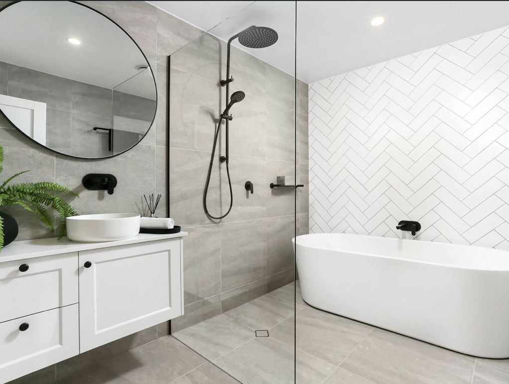 Bulimba Bathroom renovations delivered on time, at a guaranteed price.