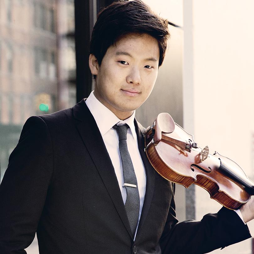 Siwoo Kim, Artistic Director, violin, Westerville '08, co-founder