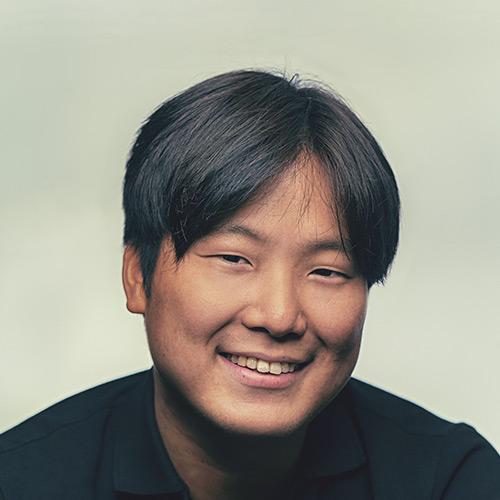 Siwoo Kim portrait by Ted Ou-Yang