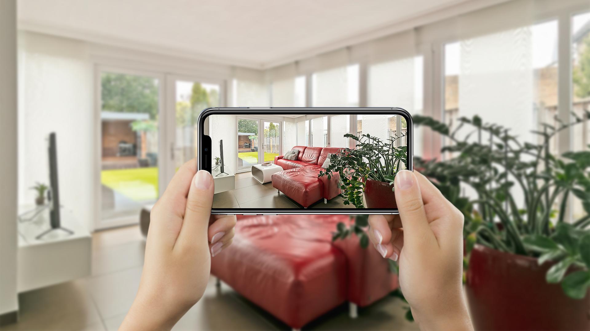 Tips voor het maken van prachtige woning foto's