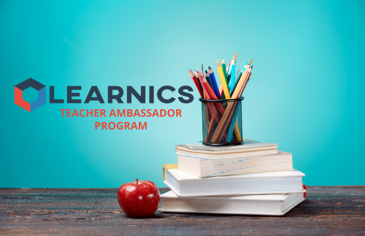 Learnics Teacher Ambassador Program