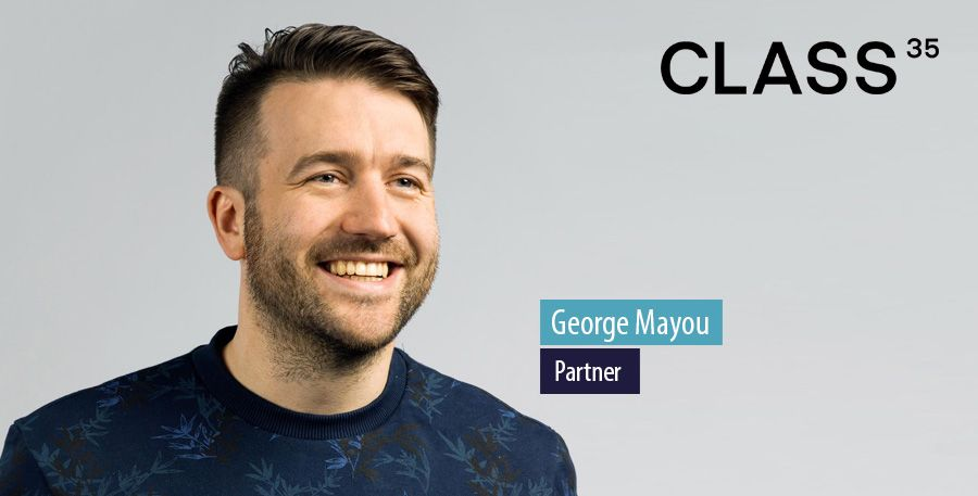 George Mayou - Partner at Class35