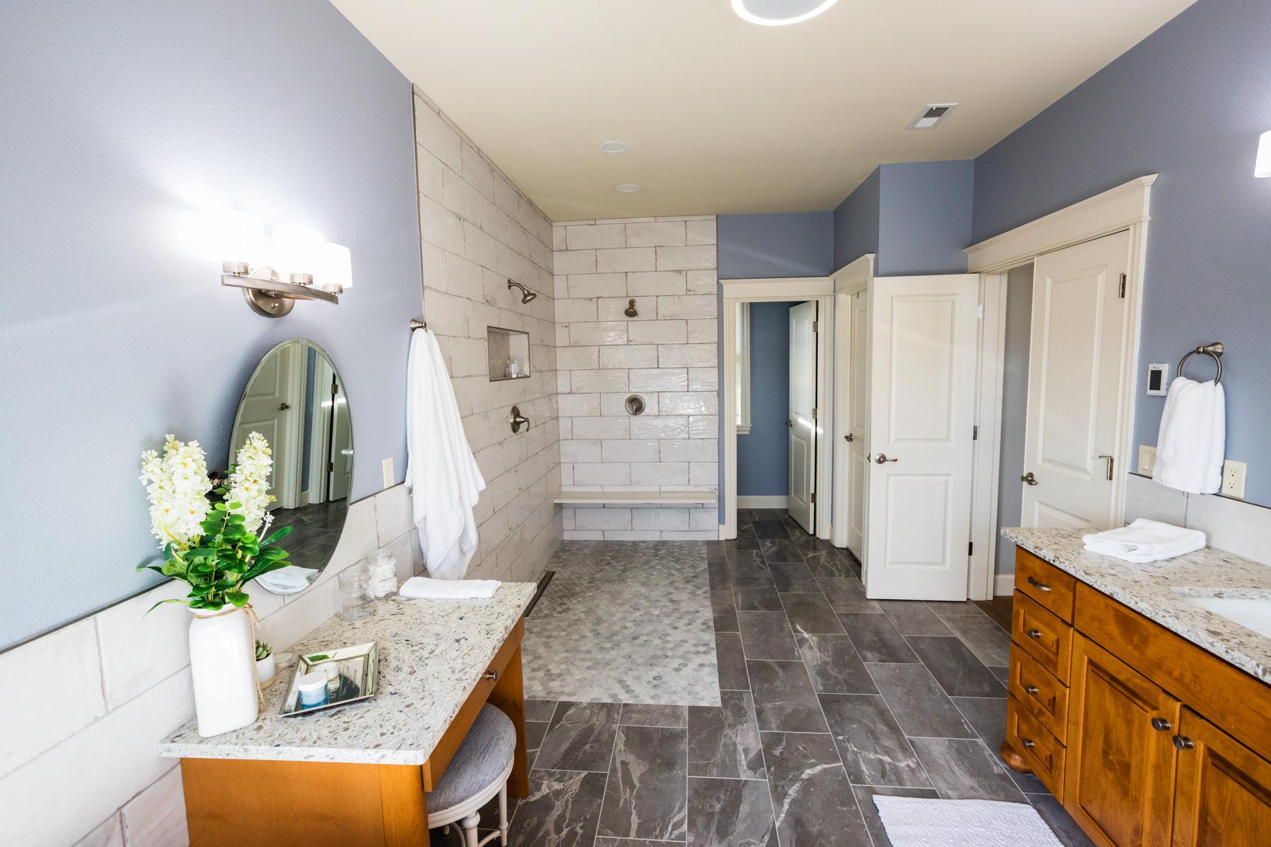Croft Bathroom After